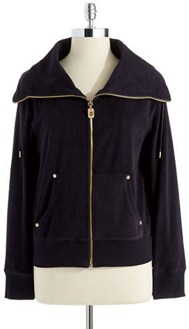 MICHAEL Michael Kors Long Sleeved Zipper Jacket