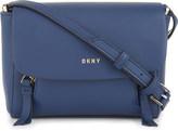DKNY Greenwich smooth leather mini cross-body bag
