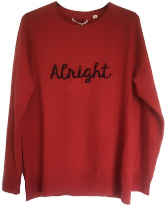 Chinti and Parker Red Wool Knitwear for Women