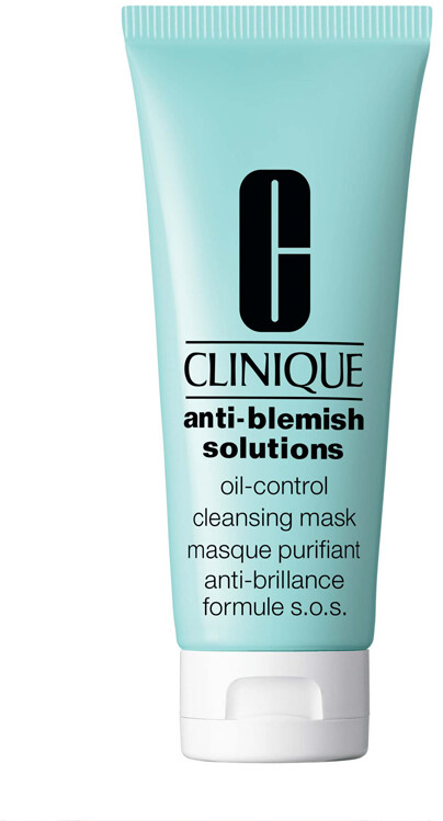 Thumbnail for your product : Clinique Anti-Blemish Solutions Oil-Control Cleansing Mask 100Ml