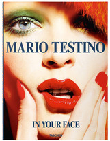 Taschen Mario Testino. In Your Face Book