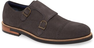 Ted Baker Clippt Double Monk Strap Shoe