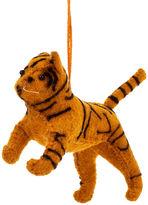 One Kings Lane 4 Tiger Ornament, Orange