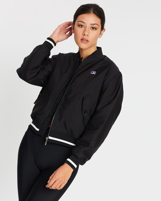 Russell Athletic USA Bomber Jacket