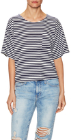 Bacall Cotton Stripe Tee