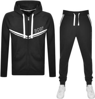 BOSS Bodywear Tracksuit Black