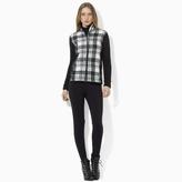 Ralph Lauren Fleece Patterned Jacket