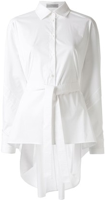 Palmer Harding Palmer / Harding high-low hem shirt