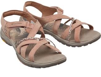 Karrimor Womens Trinidad 3 Suede Strap Sandals Pink