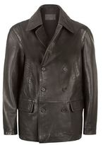 AllSaints Tilson Leather Coat