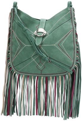 Isabel Marant Fringe-Hem Crossbody Bag