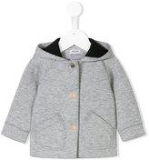Moschino Kids - hooded jacket - kids - Polyester/Spandex/Elastane/Viscose - 12 mth