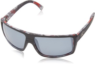 Anarchy Men's Mindless Polarized Square Sunglasses