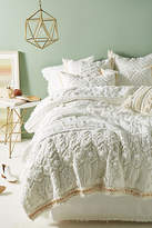 Anthropologie Tufted Cidra Quilt