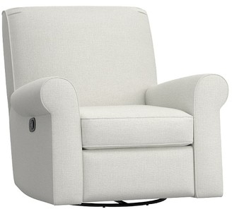 Pottery Barn Kids Charleston Swivel Glider & Recliner
