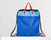 Jeff Wan Grand Baie Gym Bag in Colorblock Leather