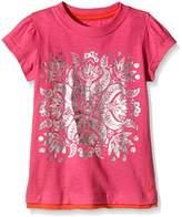 Hatley Girl's Scarlett Foil Graphic T-Shirt