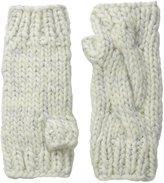 San Diego Hat Company Women's Chunky Yarn Fingerless Gloves