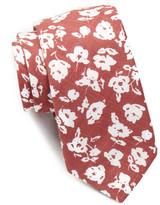Original Penguin Rennie Floral Tie