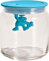 Alessi Gianni Glass Box 4blue Lid