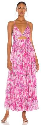 Rococo Sand Hikari Cut Out Dress