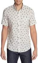 Eddie Bauer Baja Printed Short-Sleeve Shirt