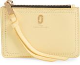 Marc Jacobs The Snapshot Leather Zip Wallet