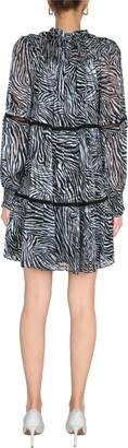 MICHAEL Michael Kors Flounce Dress