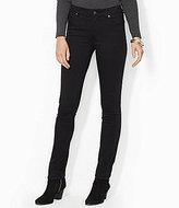 Lauren Ralph Lauren Super-Stretch Slimming Premier Straight Jeans