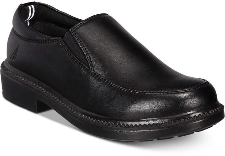 Nautica (ノーティカ) - Nautica Little & Big Boys Mitton Slip-On Shoes