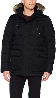 S'Oliver Q/S designed by Men's 47711512807 Jacket, (Black 9999), Large