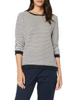 Tom Tailor Women's Striped Pullover