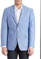 Tommy Hilfiger Solid Cotton Sportcoat
