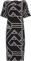 Lauren Ralph Lauren Juci boatneck dress