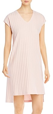 Eileen Fisher Ribbed V-Neck Dress