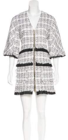 Alexis Textured Mini Dress w/ Tags