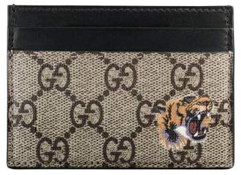 Gucci Logo Card Case