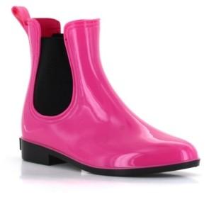 Seven7 Women's Chelsea Rain Boot Women's Shoes