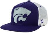 Zephyr Kansas State Wildcats Trucker Snapback Cap