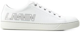 Lanvin 3D print sneakers