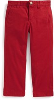 Lacoste Flat Front Chinos (Little Boys & Big Boys)