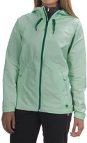 Mountain Hardwear Wind Activa Hooded Jacket (For Women)