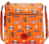 Dooney & Bourke As Is MLB Nylon Giants Crossbody