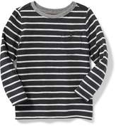 Old Navy Crew-Neck Pocket Tee for Toddler Boys
