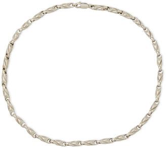 Magda Butrym Poplar Rhodium-plated Necklace