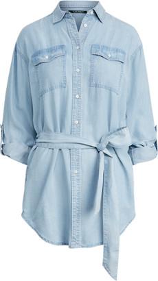 Ralph Lauren Belted Shirt