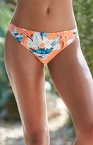 MinkPink Enchanted Forest Frill Skimpy Bikini Bottom