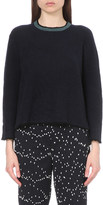 3.1 Phillip Lim Crew neck wool-blend jumper