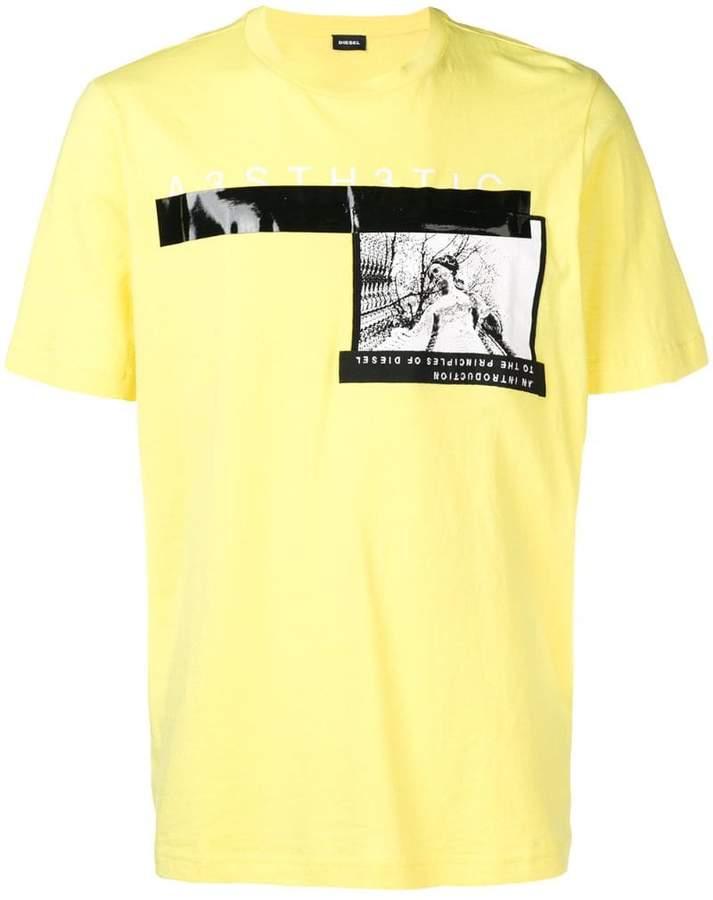 5684ba7f Diesel Men's Tshirts - ShopStyle