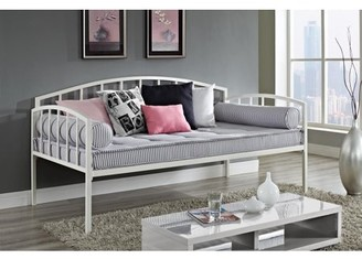 DHP ava contemporary metal daybed frame, multiple colors